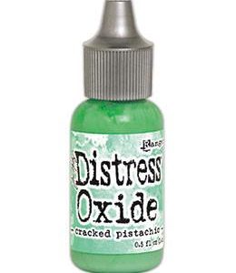 Cracked Pistachio Tim Holtz Distress Ink Reinkers