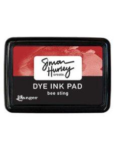 Simon Hurley Create Dye Ink Pad Bee Sting
