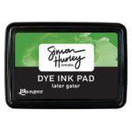 Simon Hurley Create Dye Ink Pad Later Gator
