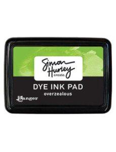 Simon Hurley Create Dye Ink Pad Overzealous