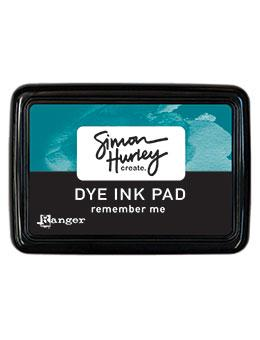 Simon Hurley Create Dye Ink Pad Remeber ME