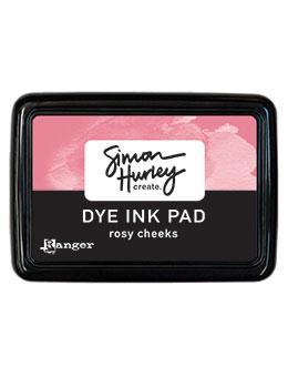 Simon Hurley Create Dye Ink Pad Rosy Cheeks