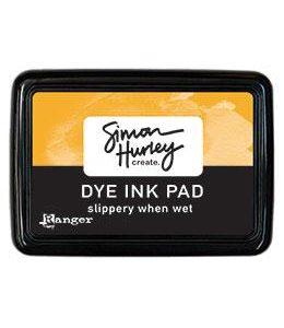 Simon Hurley Create Dye Ink Pad Slippery When Wet