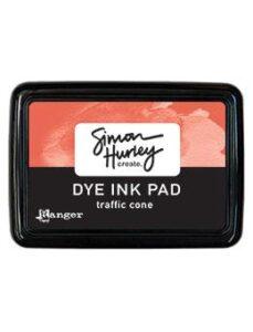 Simon Hurley Create Dye Ink Pad Traffic Cone