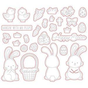 Easter Buddies Die