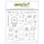 Easter Buddies Stamps