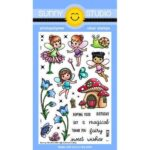 Garden Fairy Stamp