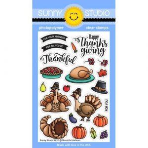 Bountiful Autumn Stamp