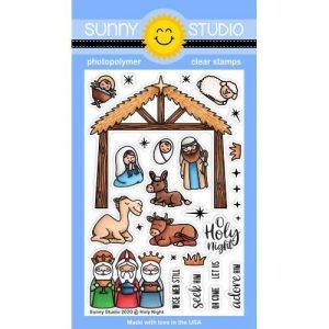 Holy Night Stamp