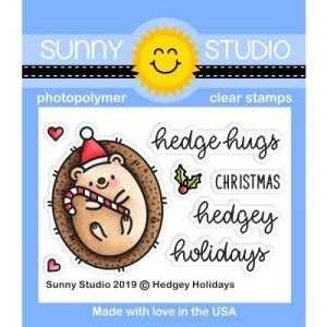 Hedgey Holiday Stamps