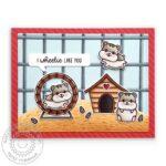 HappyHamstersinCageCard-