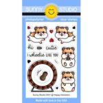 Happy Hamster Stamp
