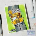 Back To School Digital Stamp