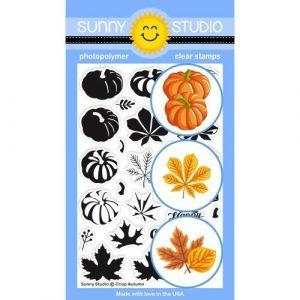 Crisp Autumn Stamps