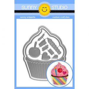 Cupcake Shape Dies