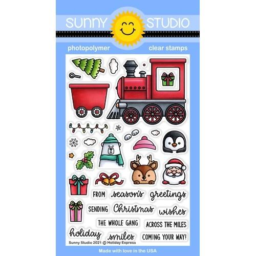 Holiday Express Stamps