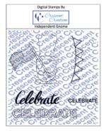 Independent Gnome Digital Stamp