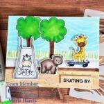 Park Fun Digital Stamp