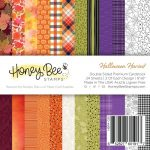 Halloween Harvest Paper Pad 6X6 | 24 Double Sided Sheets