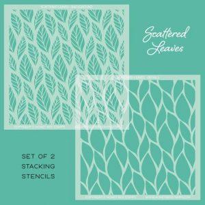 Scattered Leaves - Set of 2