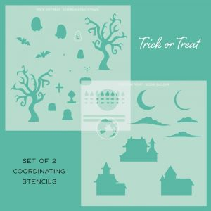 Trick Or Treat - Set of 2